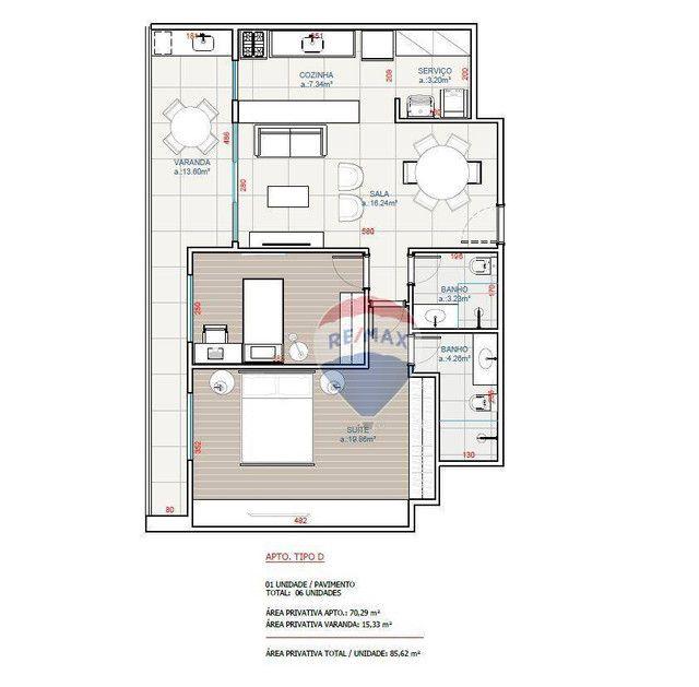 Apartamento com 2 quartos (1 suíte) à venda, 77 m² a partir de R$ 337.568 - Nova São Pedro - Foto 17