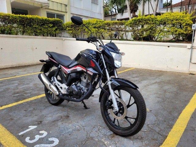 Honda CG 160 Titan Edição Especial