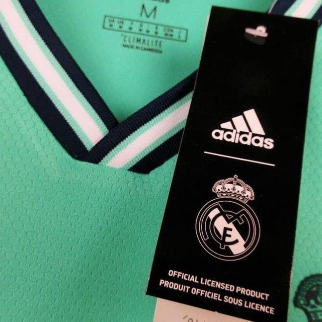 Camisa Real Madrid III - Foto 5