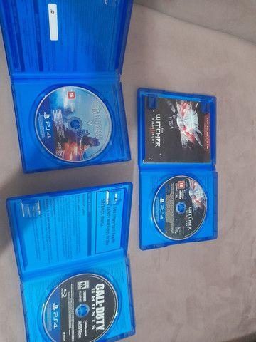 3 Jogos PS4 - Foto 3