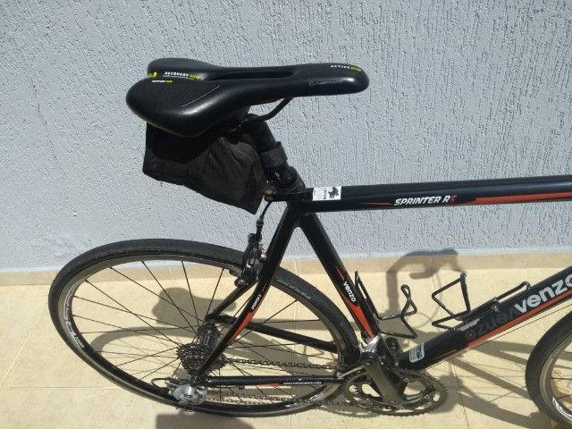 Bicicleta Speed Venzo Sprinter R3 - Foto 4