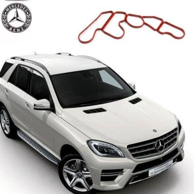 Junta Suporte Filtro Óleo Mercedes E350 Ml350 Glk280 Original