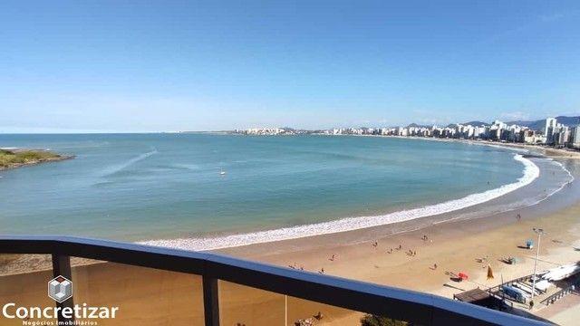 Apartamento Frente Mar à Venda com 4 Suítes na Praia do Morro, Guarapari-ES - Foto 4