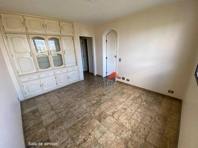 Apartamento com 4 dormitórios para alugar, 340 m² por R$ 3.910,00/mês - Vila Andrade - São - Foto 12