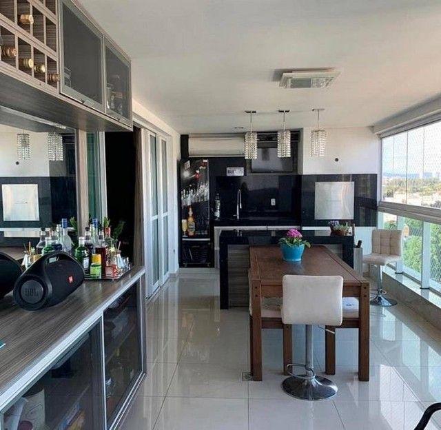 Apartamento para venda tem 191 metros quadrados com 3 quartos em Quilombo - Cuiabá - MT - Foto 14