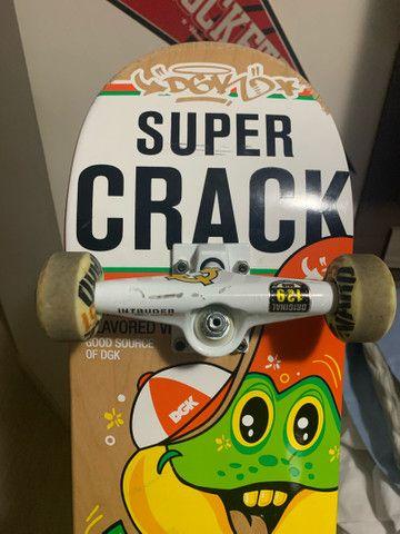 Skate novo // Não vendo peças separadas - Foto 4