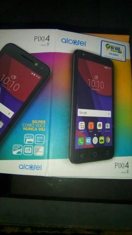 Alcatel pixi 4 tela 5.