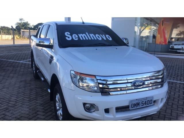 RANGER 2.5 XLT 4X2 CD 16V FLEX 4P MANUAL 2012
