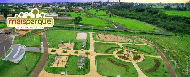 Terrenos c/ loteadora no Mais Parque Fernandópolis - Foto 2