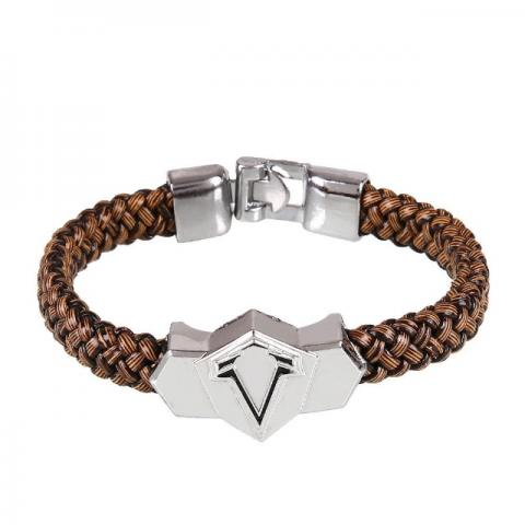 Pulseira de liga metálica Assassin's Creed