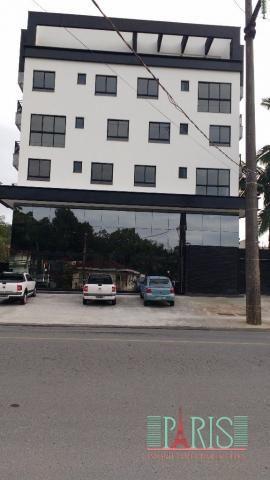 Apartamento à venda com 3 dormitórios em Anita garibaldi, Joinville cod:212 - Foto 2
