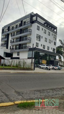 Apartamento à venda com 3 dormitórios em Anita garibaldi, Joinville cod:212 - Foto 10