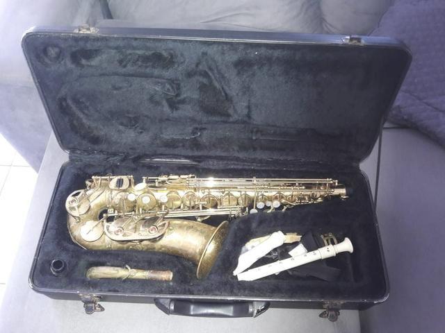 Saxophone ?