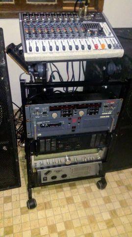 Equipamentos de uso geral para sonorização