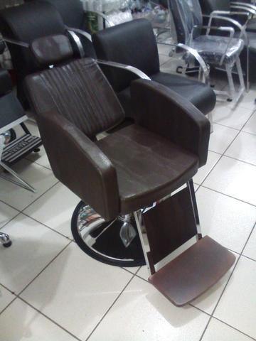 Poltrona barbeiro