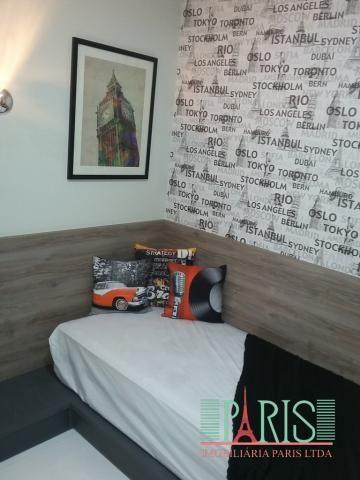 Apartamento à venda com 3 dormitórios em Iririú, Joinville cod:276 - Foto 11