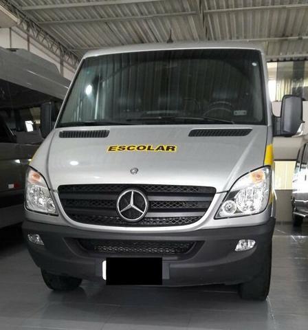 Mercedes Benz Sprinter Teto Baixo 2013 16 Lugares