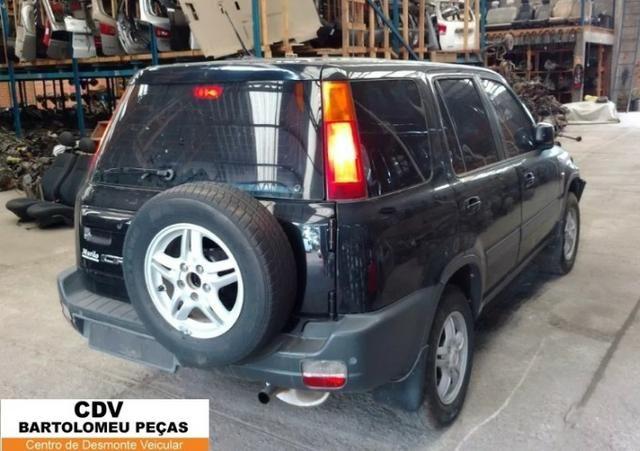 Peças Sucata Honda Crv 2.0 16v 2001 - Foto 11