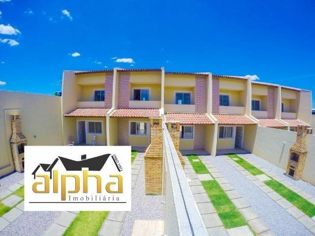 Casa Duplex - Luzardo Viana - Maracanaú - Ótima Localização rua Asfaltada