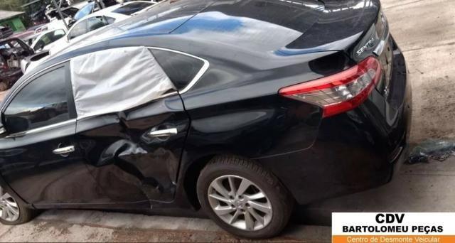 Peças Sucata Nissan Sentra 2.0 SI cvt 2014 - Foto 2