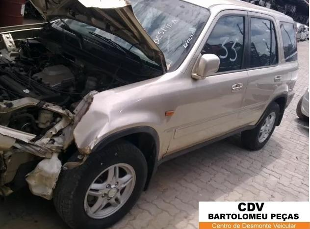 Peças Sucata Honda Crv 2.0 16v 2001 - Foto 4