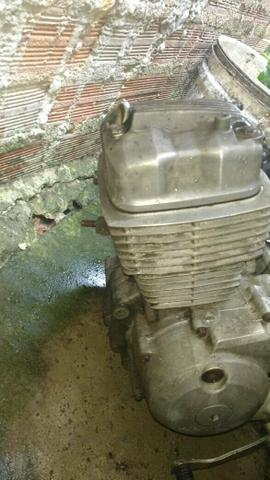 Motor titan150 2009