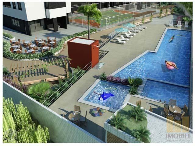 Apartamento com 3 dormitórios à venda, 101 m² por r$ 610.000 - farol - maceió/al - Foto 17
