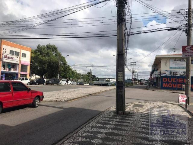 Loja para alugar, 74 m² por r$ 2.850,00/mês - pinheirinho - curitiba/pr - Foto 14
