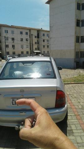 Corsa sedan milenium 2002 vendo ou troco por algo do meu interesse - Foto 7