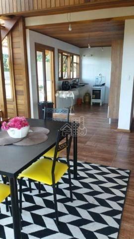 Casa com 3 dormitórios à venda, 300 m² por R$ 450.000,00 - Porto da Aldeia - São Pedro da  - Foto 13