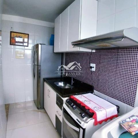 BN- Lindo apartamento de 2 quartos no Viver Serra - Foto 11