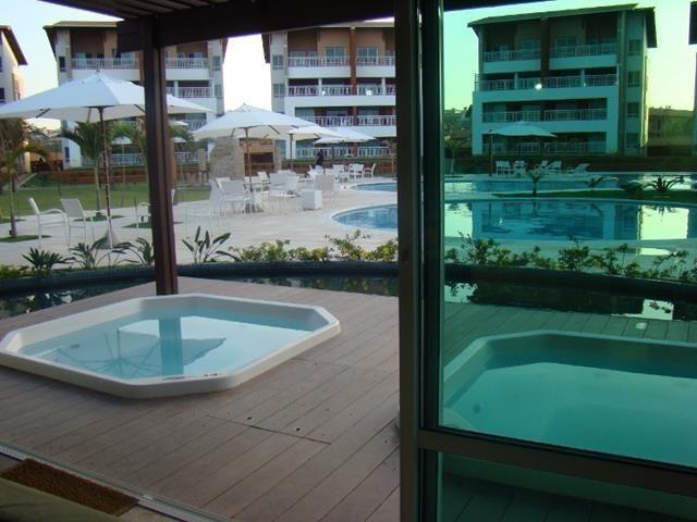 Apartamento mobiliado no Porto das Dunas - Impecável! - Foto 3