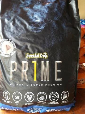 Special Dog Prime 15 kg adultos grão mèdio por 185 Promoção