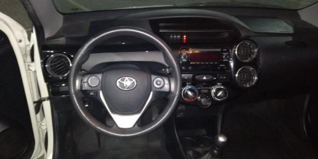 Toyota etios sedan 2017 1.5 xs sedan 16v flex 4p manual - Foto 6