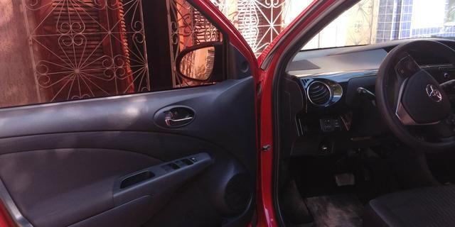 Vendo Toyota Etios sedã ótimo estado de conservação - Foto 4
