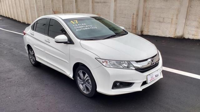 Honda City 1.5 EXL Aut. Flex 17/17
