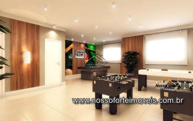 Lançamento Apartamento na Vila Mirim em Praia Grande - Foto 4