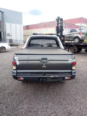 Sucata L200 triton 3.2 diesel - Foto 3