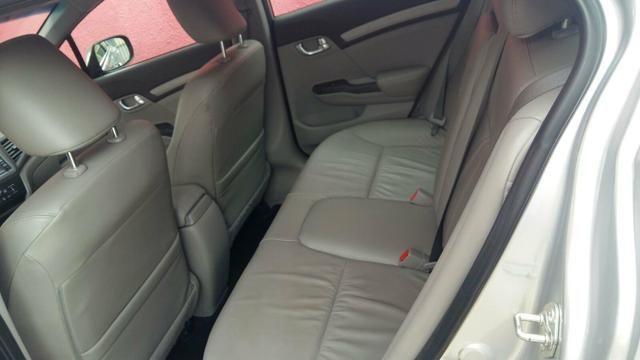 Vendo Honda Civic Top de Linha - Foto 6