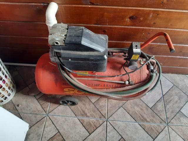 Compressor de ar zero - Foto 2