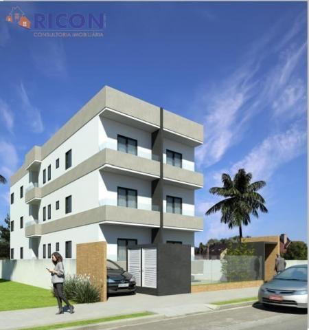 Apartamento, Jardim Iririú, Joinville-SC - Foto 3