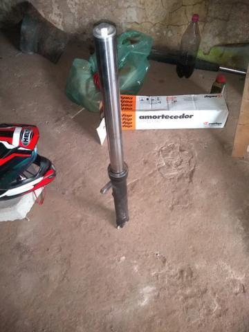 Vendo bengala , mesa i balança da cb Twister 250 218 - Foto 2