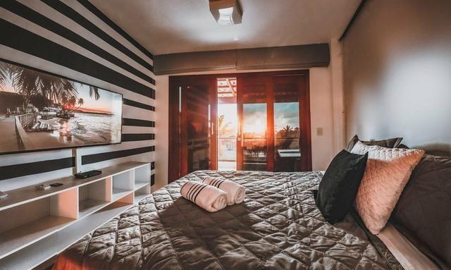 Apartamento luxuoso com jacuzzi
