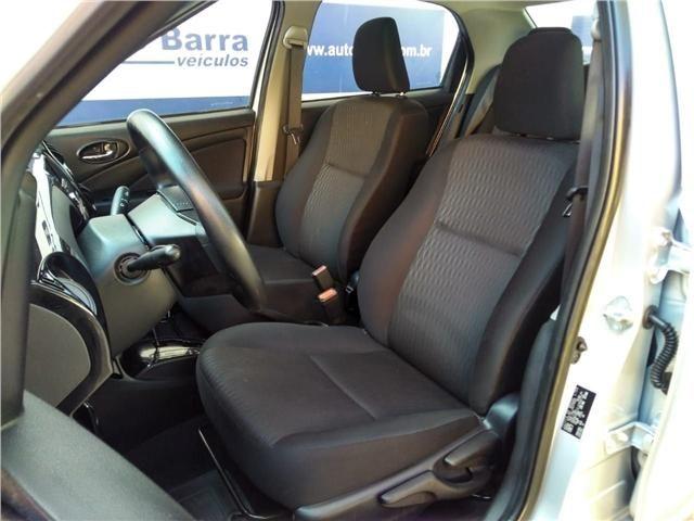 Toyota Etios 1.5 x sedan 16v flex 4p automático - Foto 8