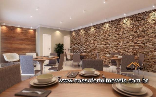 Lançamento Apartamento na Vila Mirim em Praia Grande - Foto 3