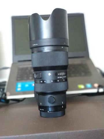 Lente Sigma ART 50-100 1.8 para Canon - Foto 3