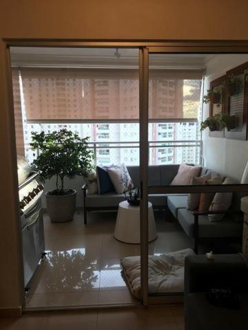 Apartamento com 3 dormitórios à venda, 118 m² - Setor Bueno - Goiânia/GO - Foto 3