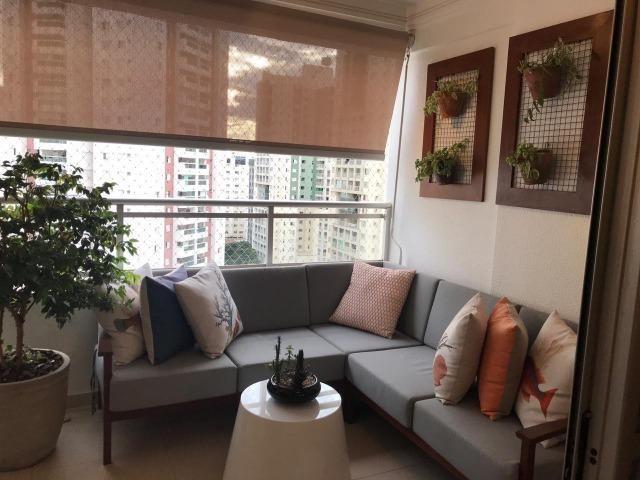 Apartamento com 3 dormitórios à venda, 118 m² - Setor Bueno - Goiânia/GO - Foto 2
