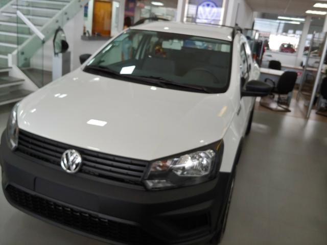Volkswagen Saveiro Robust 1.6 CD 2022 (venda direta) - Foto 2
