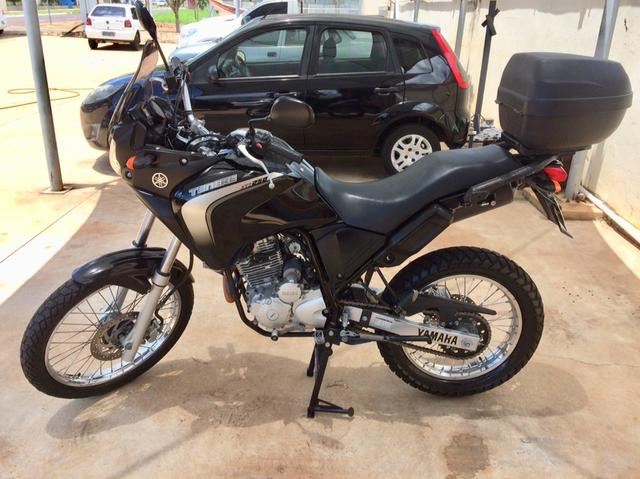 Yamaha tenere 250 10/11 impecável